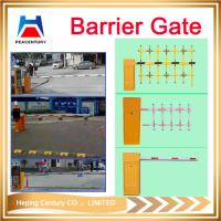Security gate arms durable galvanized/powder coating metal barrier gate