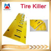 Hot sale Removable traffic manual type bollrad reflective flexible rising bollard Hydraulic Rising Bollard_11
