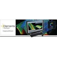 NIS Elements C Microscope Imaging Software
