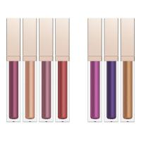 Ready to Ship In Stock Fast Dispatch Professional Makeup Liquid Lip Diamond Shining Lipgloss Cosmetic Glitter Metallic Lip Gloss_6