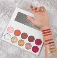 Ms-ep-010 10colors all in one eyeshadow