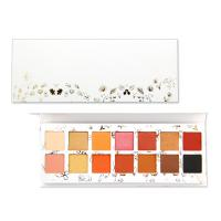 Ms-ep-14 9 matte colors and 5 shimmer colors eyeshadow palette