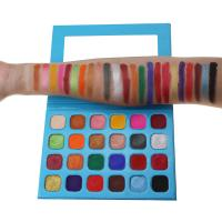 MS-EP-24 13 matter color and 11 shimmer color eyeshadow palette_3