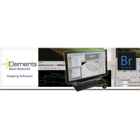 NIS Elements Br Microscope Imaging Software