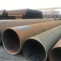 China ASTM A671 LSAW carbon welded steel pipe_7