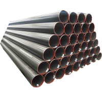 China product API 5L ERW carbon steel pipe