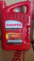 SINOPEC TULUX T 500 CI-4/SL CLASSIC DIESEL ENGINE OIL 15w40 4x5L