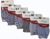 Men multicolor boxer cotton