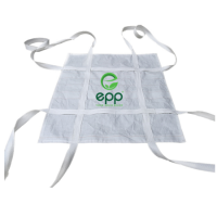 90x90x120cm circular flexible agriculture bags for grain rice 1100x1100cm pp woven sling super sacks sling bags for cement