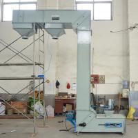 Silica sand lifting z type bucket elevator_3