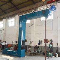 Bulk material chain z bucket elevator for particle and powder