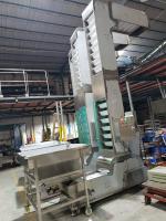 Food rice mill vertical z type bucket elevator_3