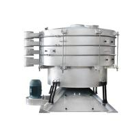 High precision circular tumbler sieve screen