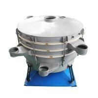 Large capacity silica sand sieving tumbler screener