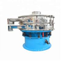 vibrating screen sifter sieve machine