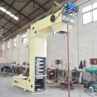 chemical industry powder particle z type bucket elevator conveyor