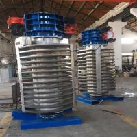 Spiral Vibrating Conveyor for chemical powder_3