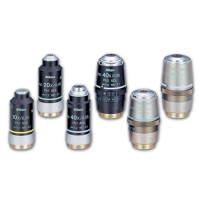 CFI Apodized Achromat Series For Phase Contrast