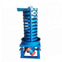 Cooling spiral elevator 50 kg Vertical vibrating Screw Conveyors_3