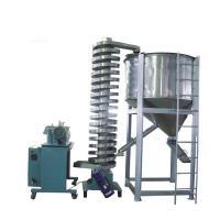 Spiral Screw Conveyor,Logistics Industry Spiral Vertical Lifter_3