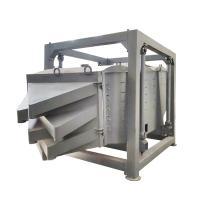 gyratory screener for frac sand