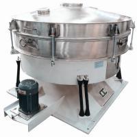 Large capacity screening sand tumbler screener