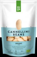 Auga organic white beans in brine