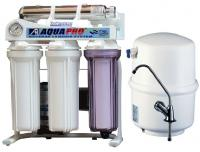 Aquapro r.o. water purifier system with uv