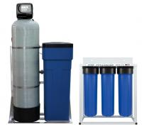 Aquapro whole house water filtration system