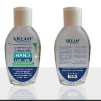 AREAN Gel Hand Sanitizer With Fragrance 100ml