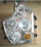 Howo a7 truck parts , head lamp f l wg9925720001