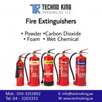 Fire extingushers