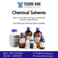 Industrial Chemicals and Solvents