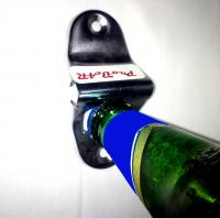 Wall Mounted Bottle Cap Opener