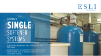 SINGLE SOFTENER SYSTEMS