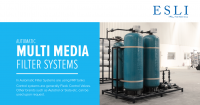 AUTOMATIC MULTI MEDIA FILTER SYSTEMS