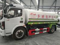 New dust suppression trucks for epidemic prevention