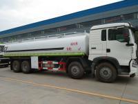 Liquid tanker trucks
