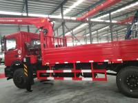 Trucks with crane