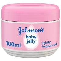 Johnson's Baby Jelly Fragrance Free, 100ml