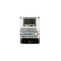 Ddzy285-z single-phase charge control smart energy meter with chinese lcd display