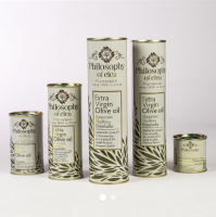 Extra Virgin Olive Oil in Metal Packaging