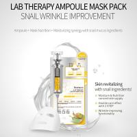 Deoproce 2 STEP Lap Therapy Ampoule Mask Pack - SNAIL_3