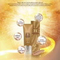 Deoproce Snail Pearl Shining BB Cream (SPF50) #21 NATURAL BEIGE_3