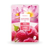 DEOPROCE Color Synergy Mask PINK- Lotus & Raspberry_3