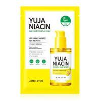 Some by Mi Yuja Niacin Blemish Care Serum MASK (brightening and pigmentation),1PC_3