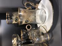 Lutana glassware