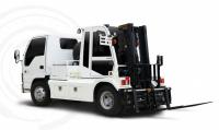 oem truck mounted forklift for sales good movation