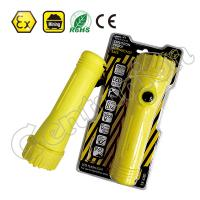 Centurion Intrinsically Safe 2D Primary Cells Powered Flashlight