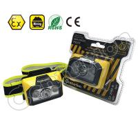 Centurion Intrinsically Safe LED Headlamp